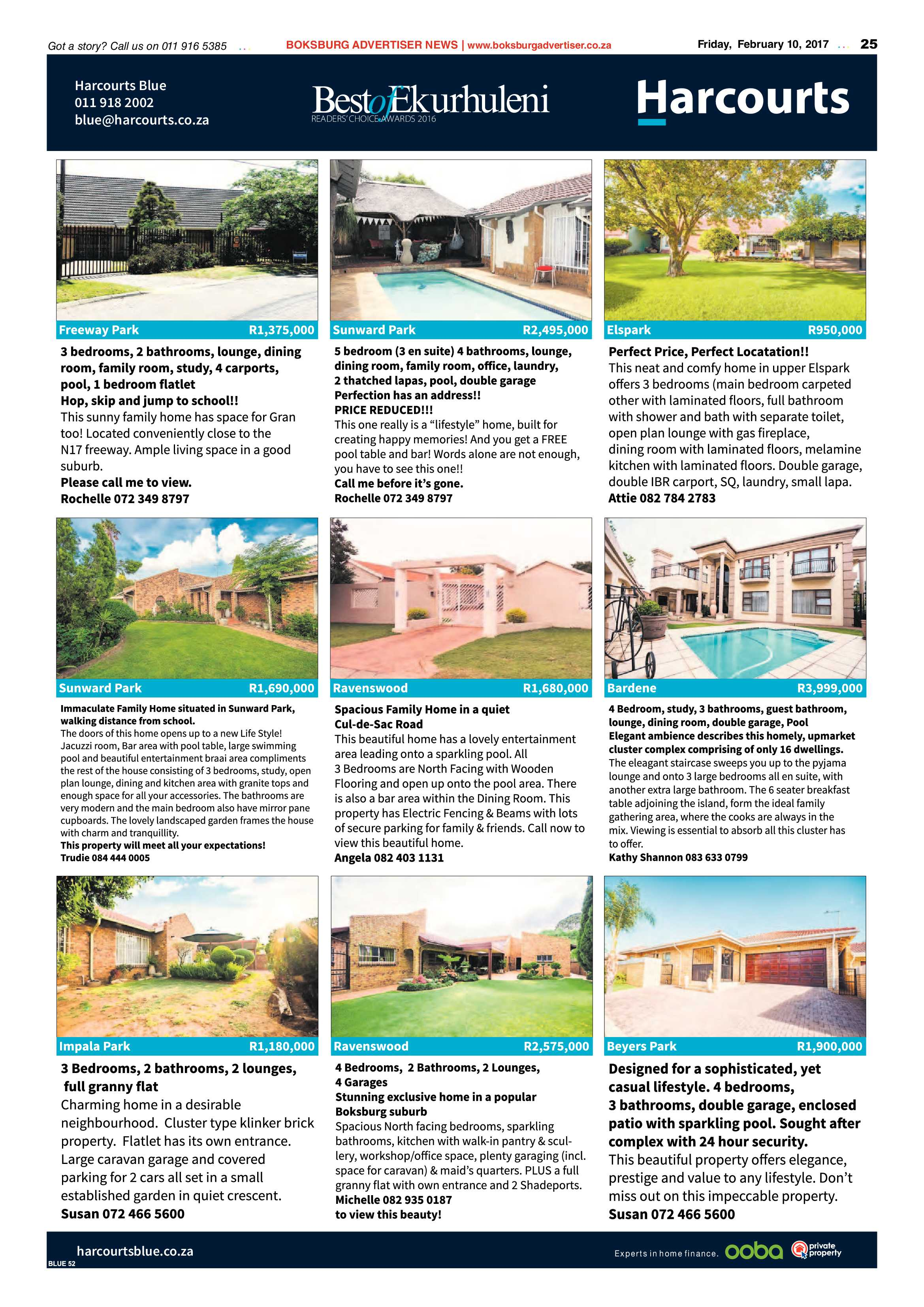 Closing in a carport to make guest suite - Boksburg Advertiser 07 February 2017 2 Epapers Page
